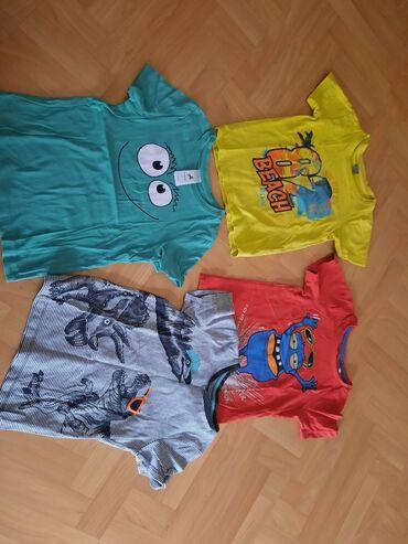 Dečiji Topići I Majice   Svilajnac: Majice vel 110