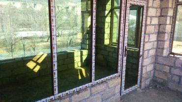 Plastik,  pvc  qapı, qapi, pəncərə, pencere,və aluminum, cəbhə, в Баку