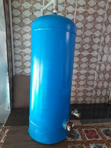 водонагреватель аристон 50 литров в Кыргызстан: Продаю АРИСТОН самодельный из газового баллона на 50 литров в отличном