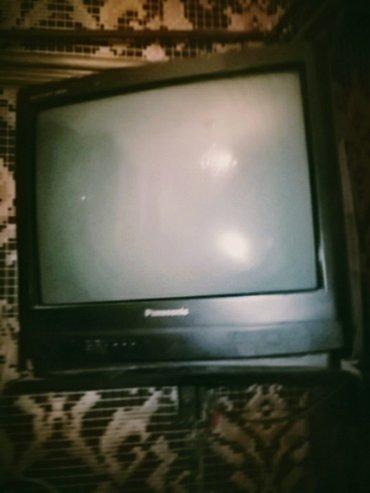 Bakı şəhərində Panasonik televizor. Qeweng iwleyir. Hec bir problemi yoxdur. Temir