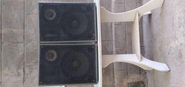 Динамики и музыкальные центры в Сокулук: Продается профессиональные малогабаритные трех полосные колонки