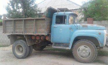 Зил доставка шебень отсев песок чернозем и т д - в Бишкек