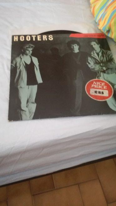 Hooters - Nervous Night Greek Vinyl σε Άγιοι Ανάργυροι