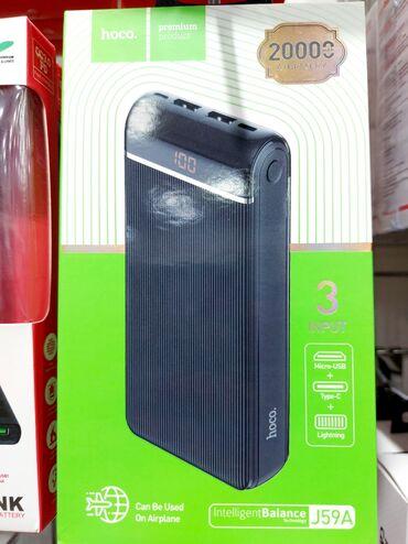 Power bank Borofone 20000mah Original Borofone Firmasindan 20000 mah