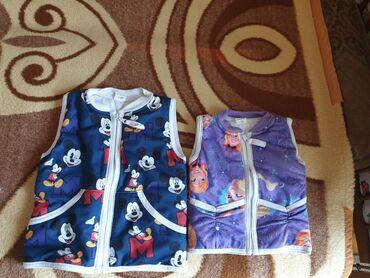 Masinski inzenjer - Srbija: Dečiji prsluci, plavi do 2 godine uzrasta, ljubičasti do 12 meseci