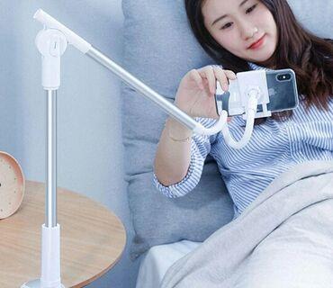 Настольный держатель для смартфона Baseus Lazy Phone Holder
