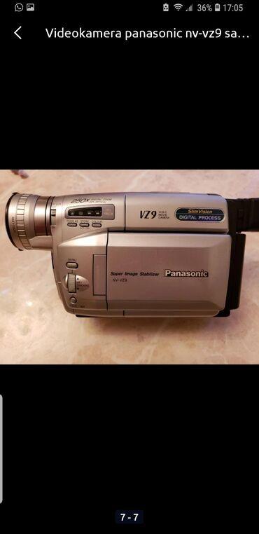 panasonic nv gs60 в Азербайджан: Videokamera satilir Panasonic