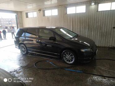 Honda Odyssey 2.4 л. 2004 | 200000 км