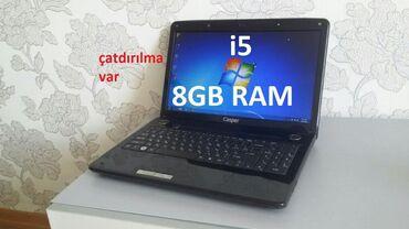 netbook-satilir - Azərbaycan: Model Casper A15 Cpu i5 prosessor (4nuveli)Ram 8gb Hdd 320gb4eded usb