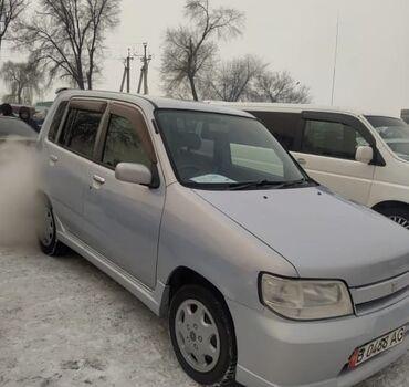 портативные колонки mackie в Кыргызстан: Nissan Cube 1.4 л. 2001
