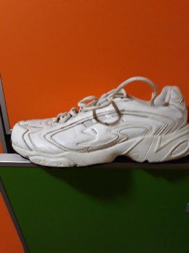 Fishbone-bez-mana - Srbija: Adidas original patika odlicna kozna bez mane