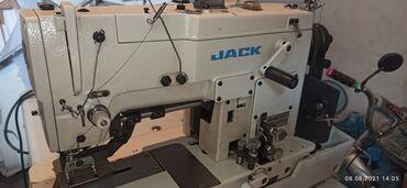 267 объявлений | ЭЛЕКТРОНИКА: Швейна машина Петельная Jack. Состоние отличное