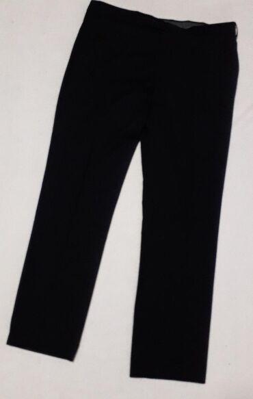 Bez pantalone broj - Srbija: Štofane crne muške pantalone vel 54Pantalone su veoma kvalitetne