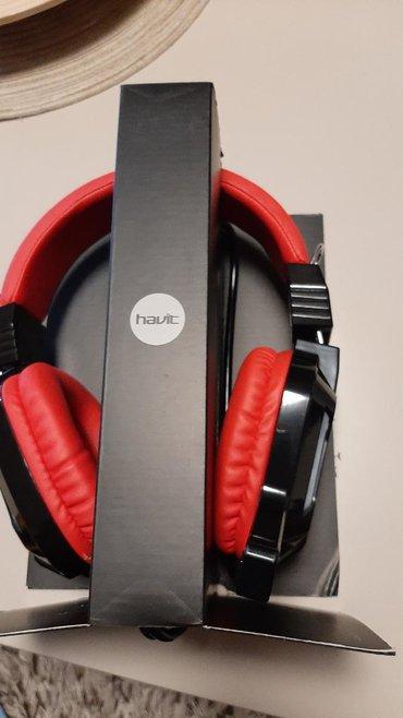Slušalice odlične jako kratko korištene sve ispravno