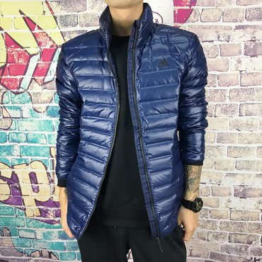Легкий мужской пуховик Adidas Varilite Down Jacket в Бишкек