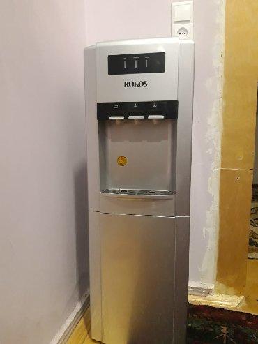 Bakı şəhərində Su dispenseri. ROKOS firması. Təzə kimidi az istifadə olunub