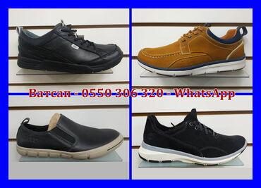 купить женскую обувь недорого в Кыргызстан: РАСПРОДАЖА Clarks, Cat, Timberland, Ecco Мужская обувь кроссовки натур