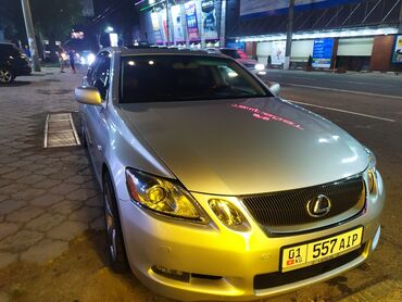 редми нот 11 про цена в бишкеке в Кыргызстан: Lexus GS 4.3 л. 2005 | 1430000 км