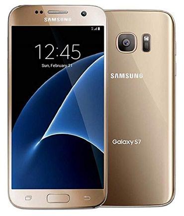 Samsung-galaxy-s7 - Азербайджан: Б/у Samsung Galaxy S7 32 ГБ