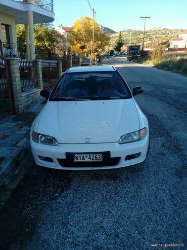 Honda Civic 1.4 l. 1994 | 297000 km