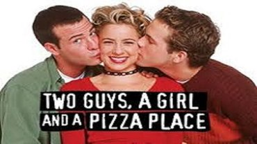 Two guys, girl, and a pizza place - Boljevac