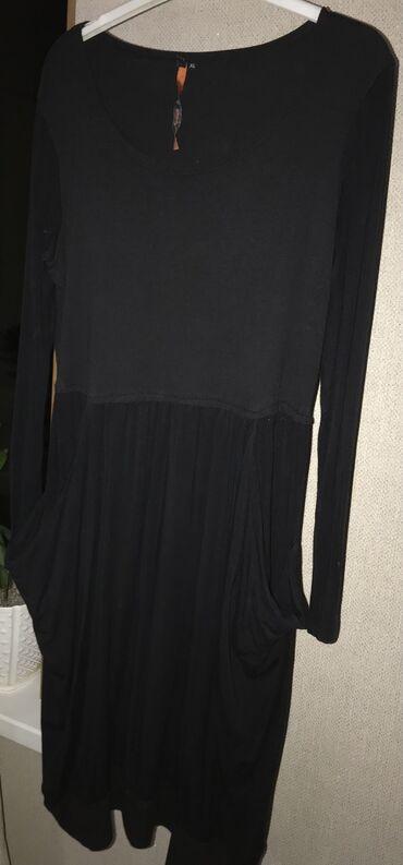 Отличное стильное платье, носила во время беременности можно на каждый