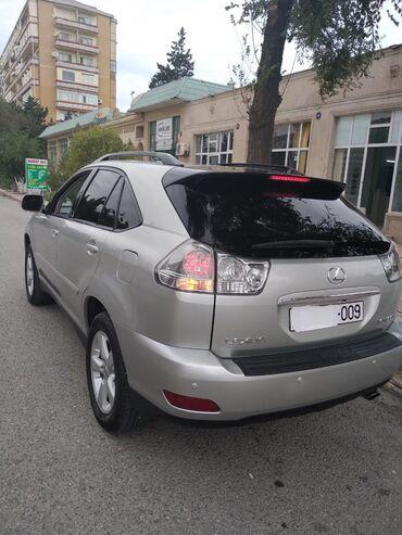 Lexus - Azərbaycan: Lexus RX 3.3 l. 2005 | 168000 km