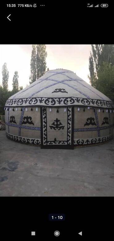 Спорт и хобби - Кыргызстан: Боз уй ижирага/ арендаБоз уй арендага 2-3 сутка Доставка и установка