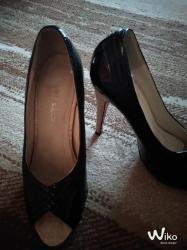 Ženska obuća   Beograd: Cipele na štikle 37 broj.Jednom obuvene.Nisu nigde oštećene.plaćene