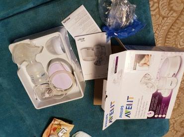 Другие товары для детей в Азербайджан: Электро Молокоотсос Philips Avent. Использовался 2 раза. Покупали в