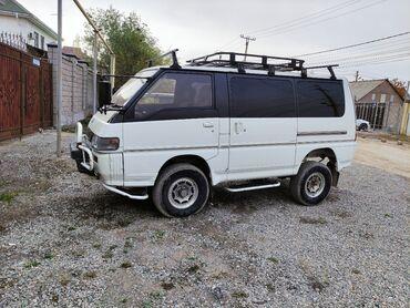 митсубиси делика бишкек in Кыргызстан | АВТОЗАПЧАСТИ: Mitsubishi Delica 2.5 л. 1993