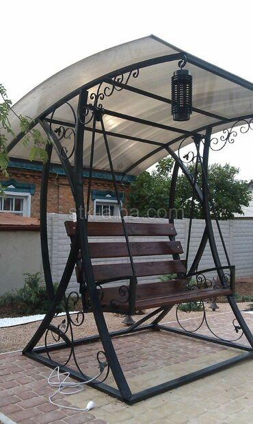 секционные ворота бишкек в Кыргызстан: Сварка | Козырьки, Тапчаны, Перила