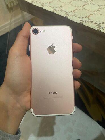 7 plus - Azərbaycan: Yeni iPhone 7 128 GB Cəhrayı qızıl (Rose Gold)