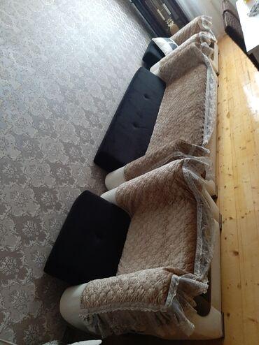 Cox gozel az islenmis divan kreslo cemi  Dord ay islenib