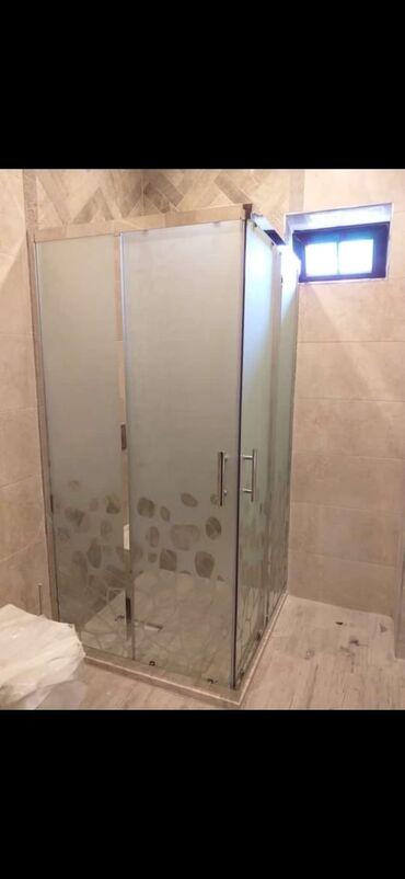 Duş kabinalari sifarişlə yığılması