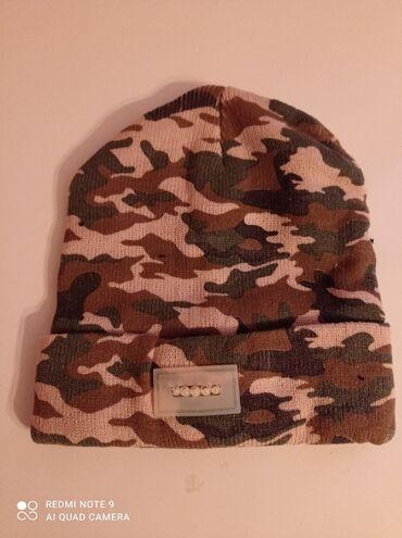 Зимняя шапка с подсветкой. Для охоты и рыбалки