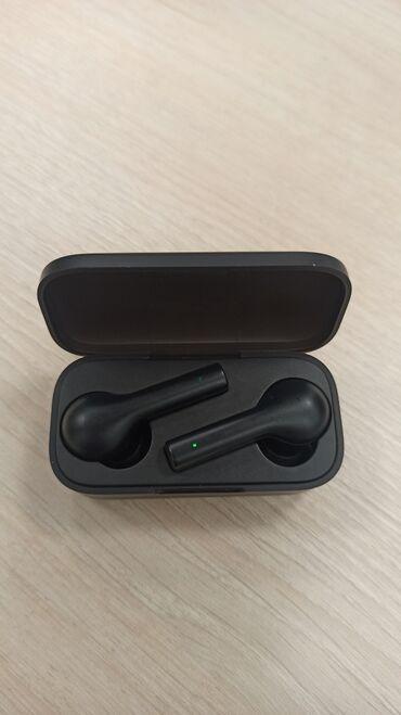 Флипчарты черная магнитная поверхность - Кыргызстан: Беспроводные наушники Xiaomi QCY T5 Pro.- Беспроводная зарядка кейса.-