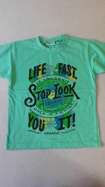 Nova majica za decaka, velicina 6 - Valjevo