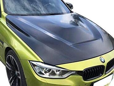 Ehtiyat hissələri - Gürgan: Bmw F30 GTR kapot