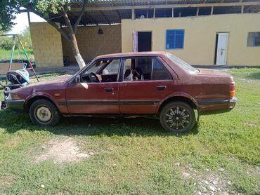 Транспорт - Сретенка: Mazda 626 2 л. 1984