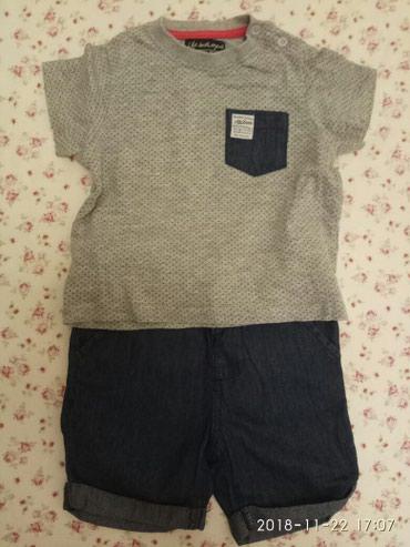 Набор шорты и футболка на возраст до 1.5 лет в Бишкек