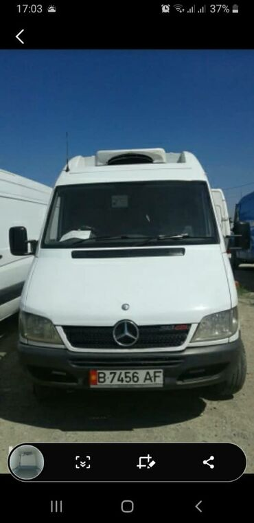 ротбанд бишкек цена в Кыргызстан: Mercedes-Benz Sprinter 2.2 л. 2004
