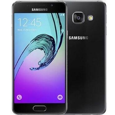Samsung galaxy a3 - Азербайджан: Б/у Samsung Galaxy A3 2016 Черный