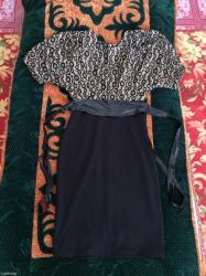 Продаю новое платье очень классно сидит размер 42-44 одета один раз в Лебединовка