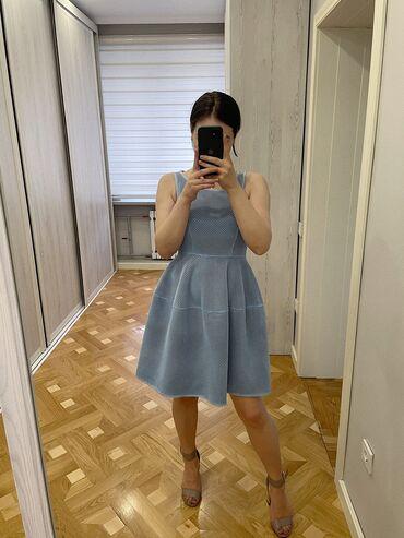 Платье надевала один раз, размер S  В комплекте идёт пояс