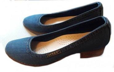 туфли одеты один раз в Кыргызстан: Продаю джинсовые туфли. Размер 39. один раз одетые. почти новые. купле