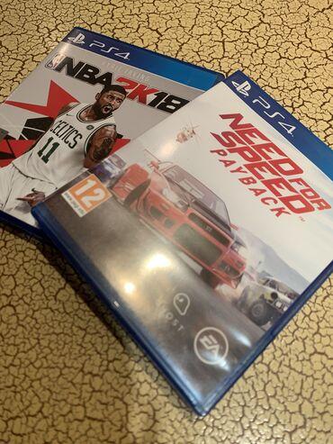 need for speed - Azərbaycan: Need for Speed Payback, NBA 2K18 (PS4) Ishlek veziyyetdedirler