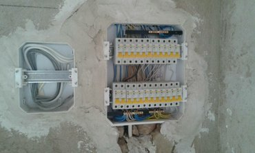 Электрик. электромонтаж любой в Бишкек