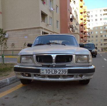 QAZ Azərbaycanda: QAZ 3110 Volga 2.4 l. 2002   346000 km