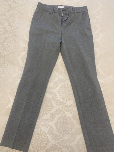 Брюки - Кыргызстан: Продаю брюки calvin klein оригинал, размер 42-44 (s-m), состояние идеа